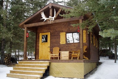 Bavarian Cottages Bar 5c Micro Cabin In Bragg Creek